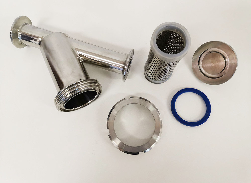 pipe filter,brewery equipment,brewery supplies,brewery valves,brewery tanks