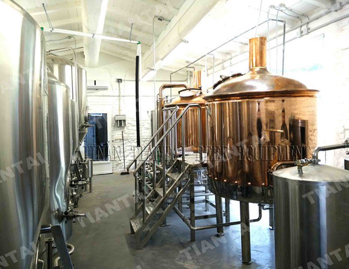 The Description For Tiantai 50l Beer Equipment Brewery