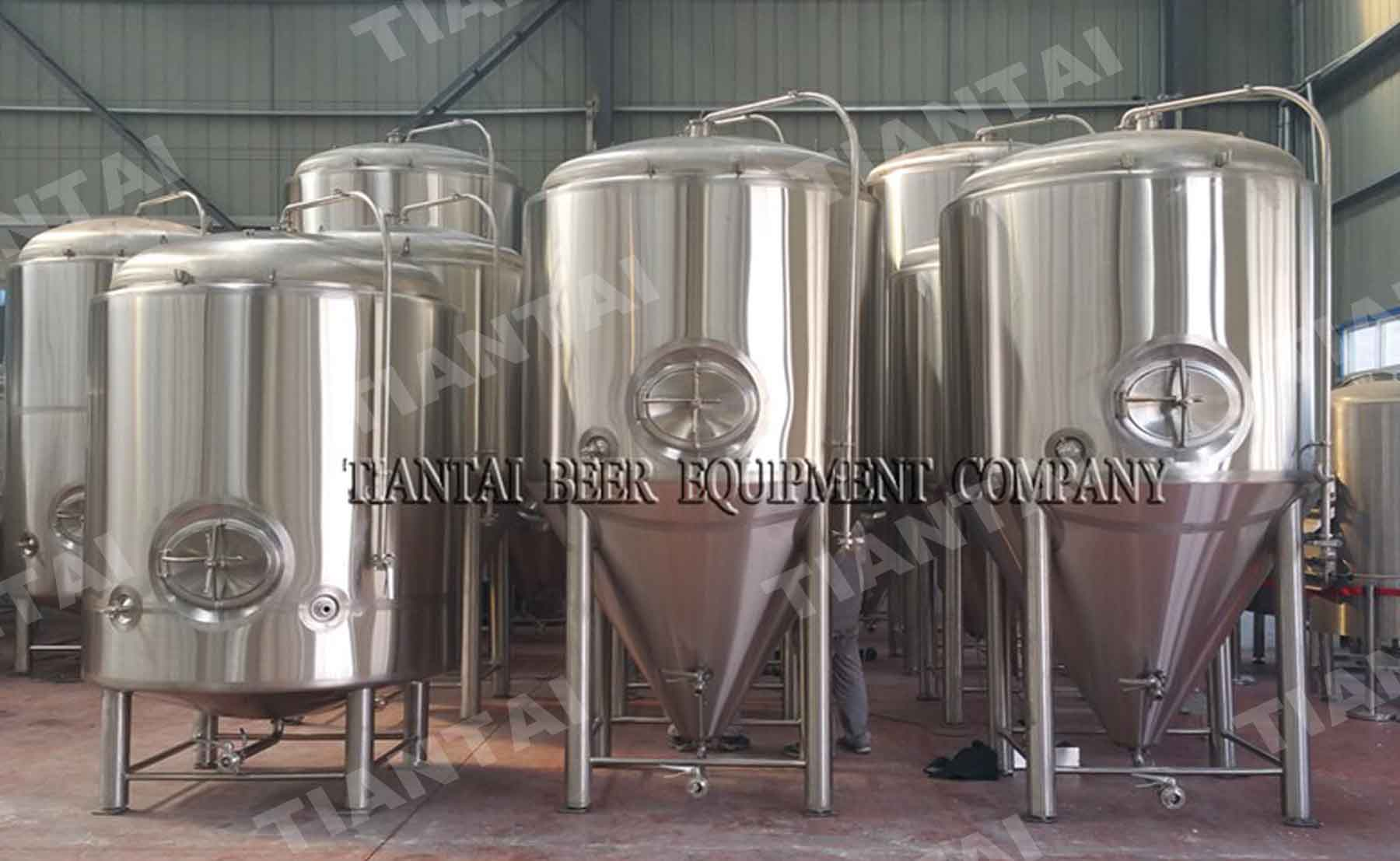 <b>20BBL microbrewery fermenter for sale</b>