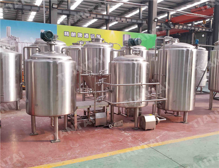 Beer brewery equipment blog 300l boiling kettle boiling for Craft kettle brewing equipment