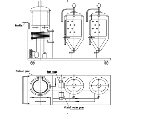 Glycol Cooling System