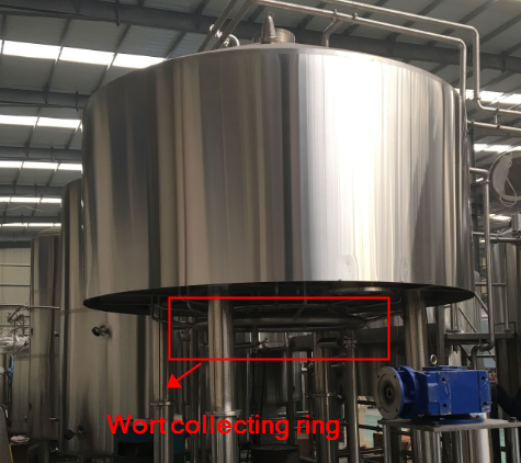 <b>How to make wort filtration better and smoother in high gravity wort making process?</b>