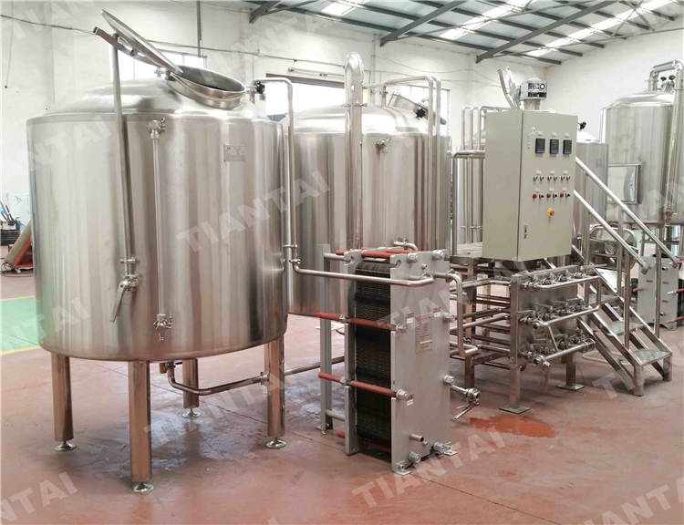 <b>8 bbl Brewpub brewery equipment</b>