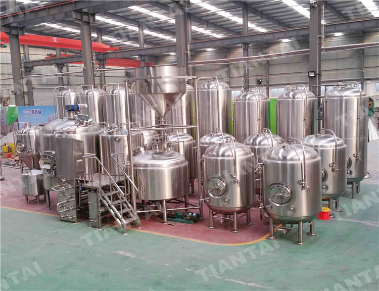 Microbrewery business for sale start microbrewery for Craft a brew fermenter