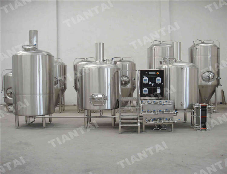 8 Bbl Micro Brewery System