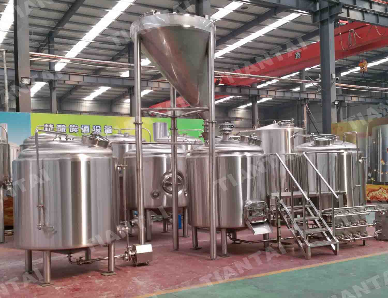 brewing equipment canada