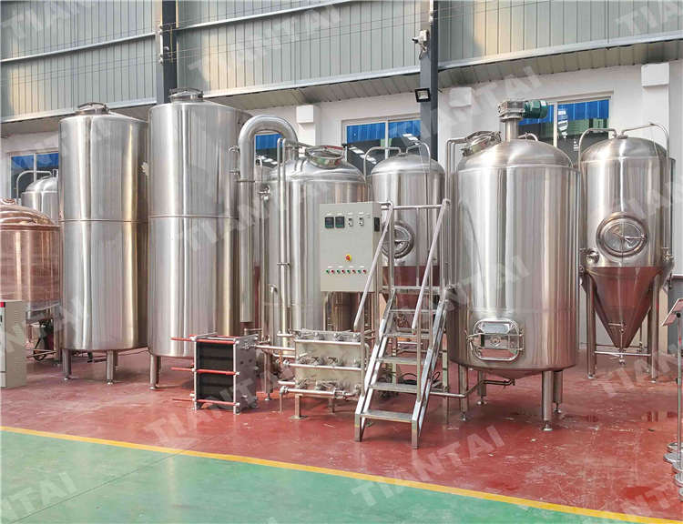 15 bbl Micro brewery system