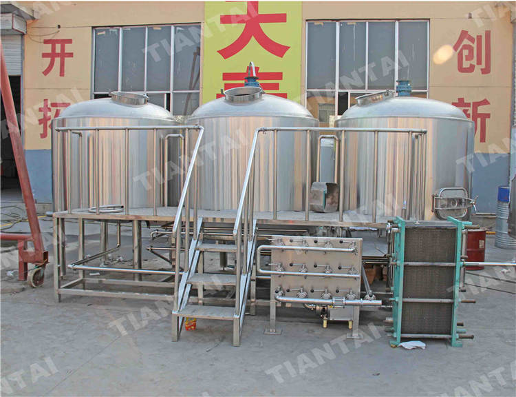 <b>30 bbl Brewpub brewery equipment</b>