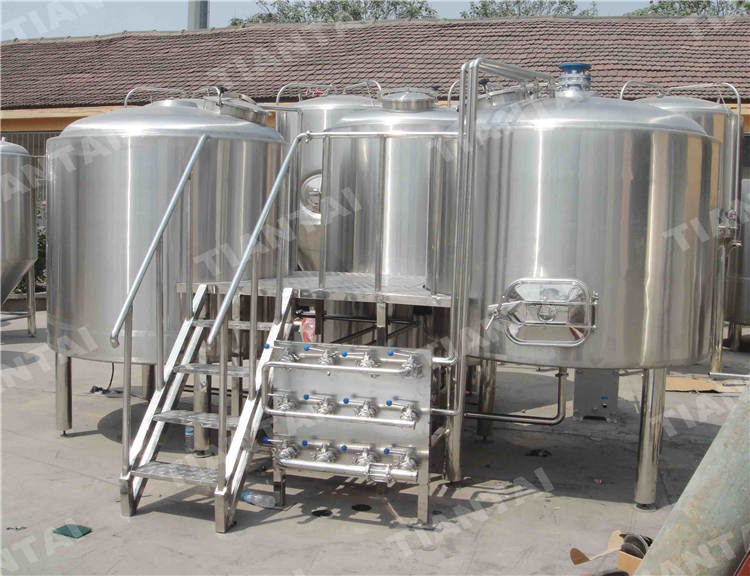 25 bbl restaurant craft breweries equipment restaurant for Craft kettle brewing equipment