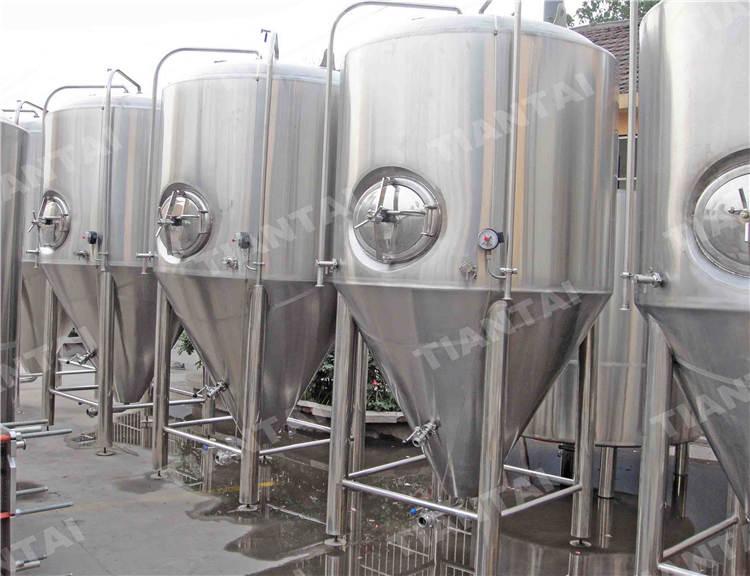 Stainless steel fermenter stainless steel fermenters for for Craft a brew fermenter