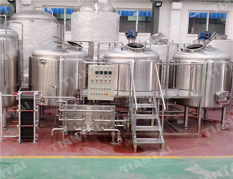 <b>25 bbl Brewpub brewery equipment</b>