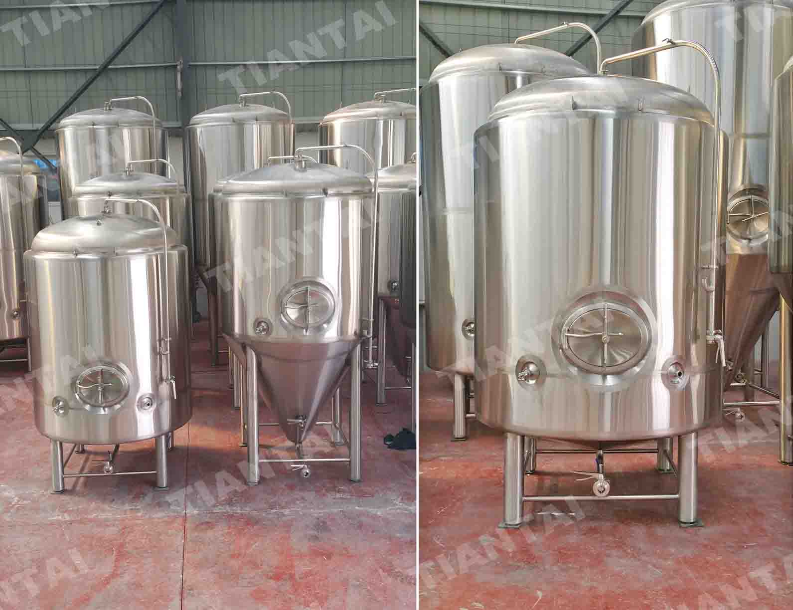 20BBL Vertical Bright Beer Tank