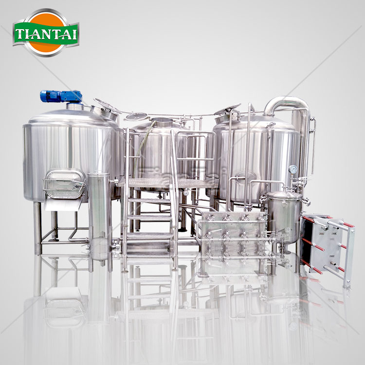 1200L Brewpub brewery equipment