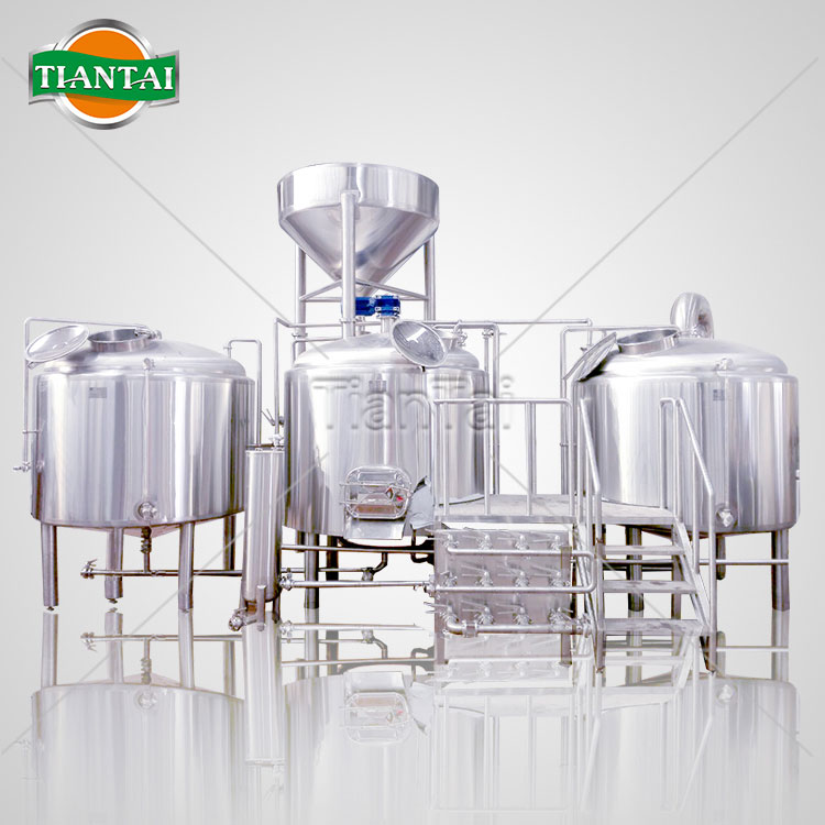 2000L Brewpub brewery equipment