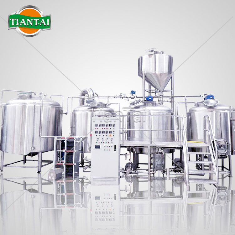 2500L Brewpub brewery equipment