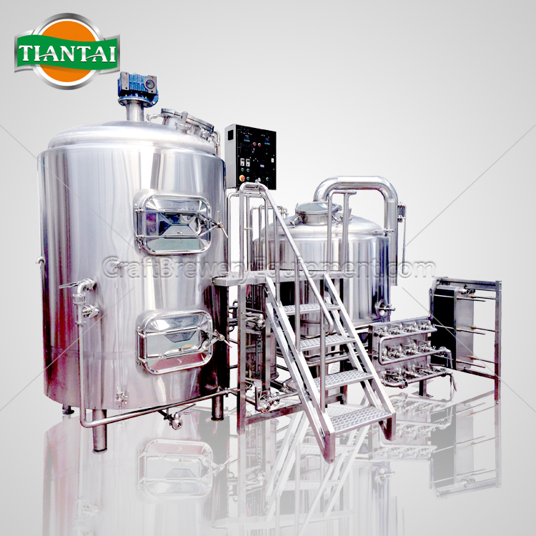 300L brewery lab equipment