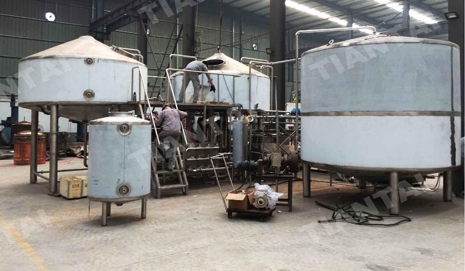 Used Commercial Brewery Equipment Used Commercial