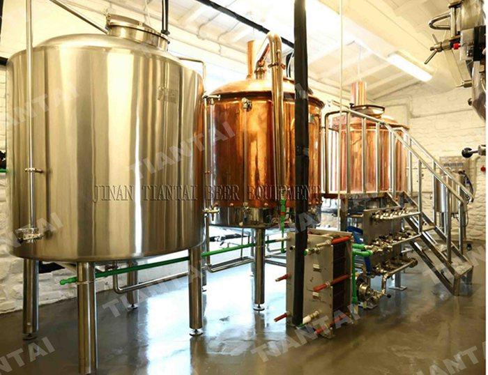 1000L Electric Brewhouse