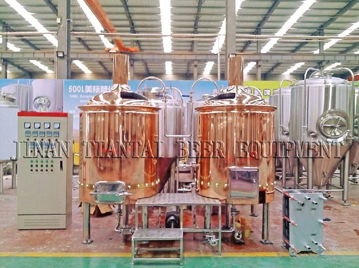 300L Electric Brewhouse for sale