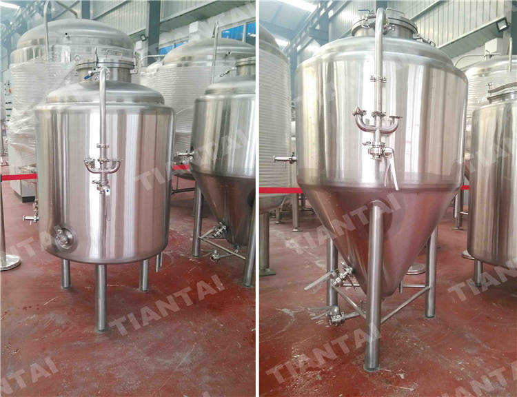 <b>200L Jacketed Bright Beer Tank</b>