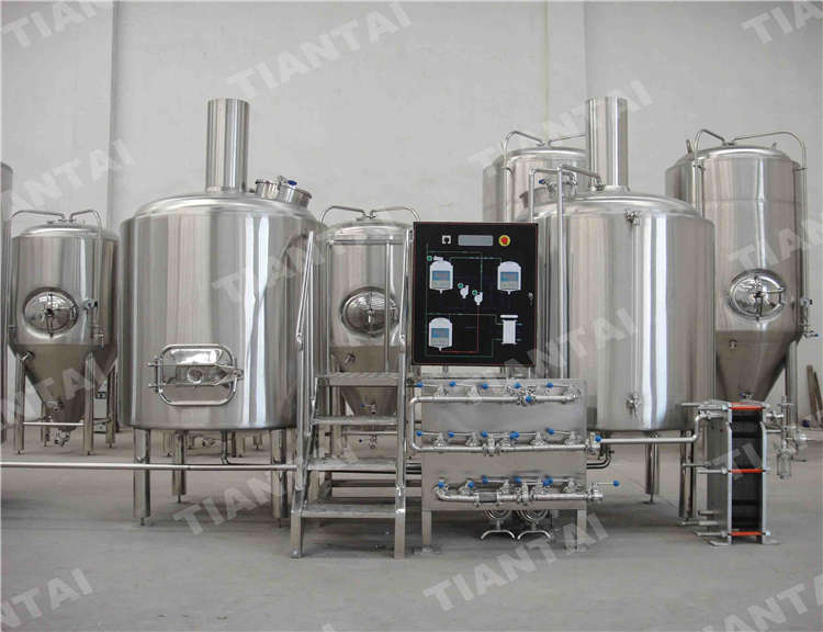 <b>600L brewery lab equipment</b>
