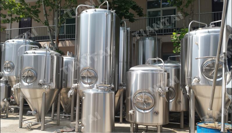 <b>Are the fermenters suitable being outside?</b>
