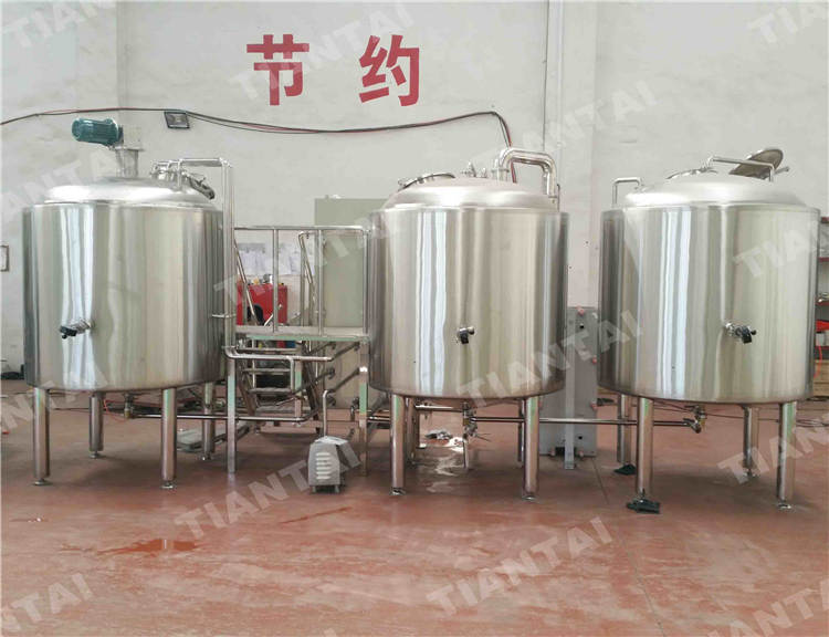 <b>7 bbl Restaurant draft beer system</b>