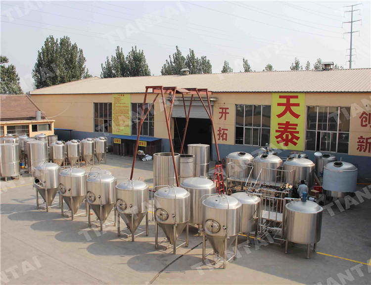 <b>10 bbl Copper mashing equipment</b>