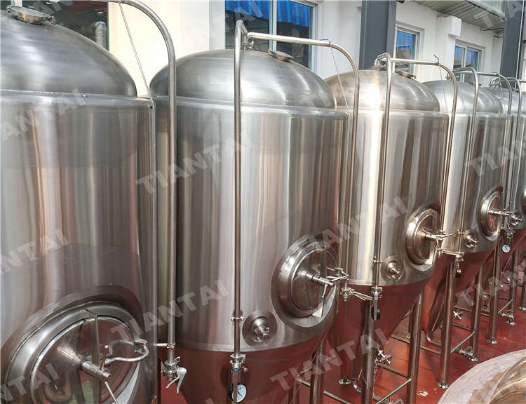 <strong>15 bbl double wall conical Fermenter</strong>