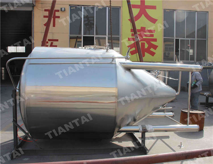 <b>40BBL Stainless steel fermenter</b>