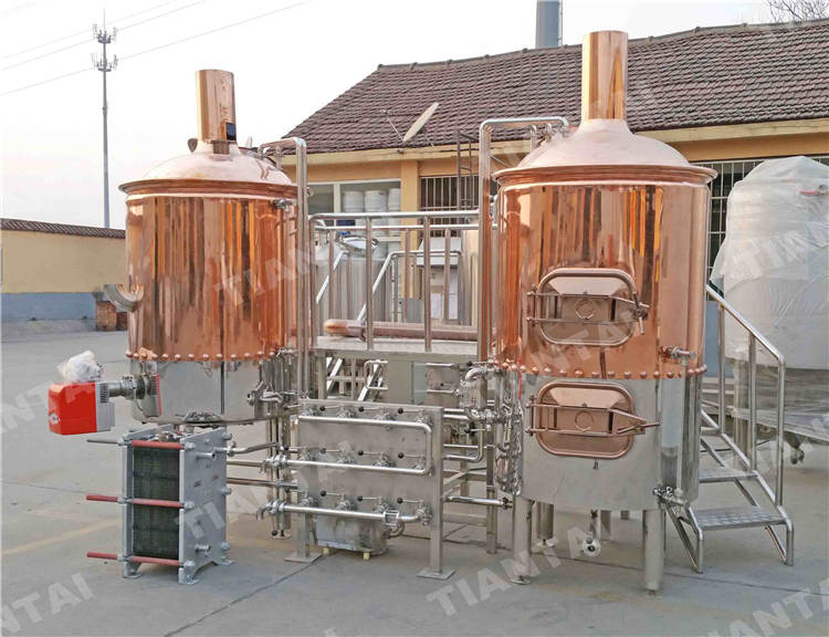 <b>4 bbl Restaurant draft beer system</b>