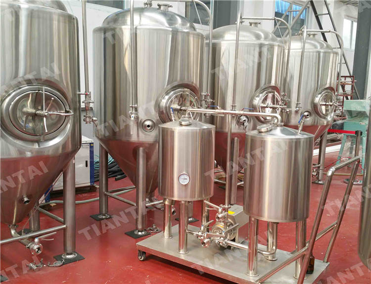 5 bbl Hotel beer making equipment