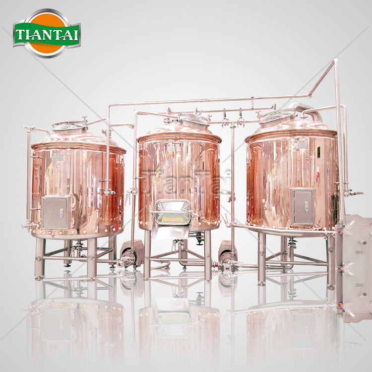 300L Two vessel brewhouse system