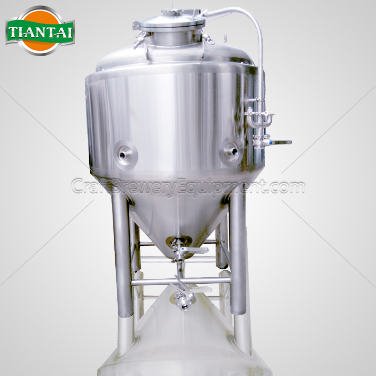 300L double wall conical Fermenter