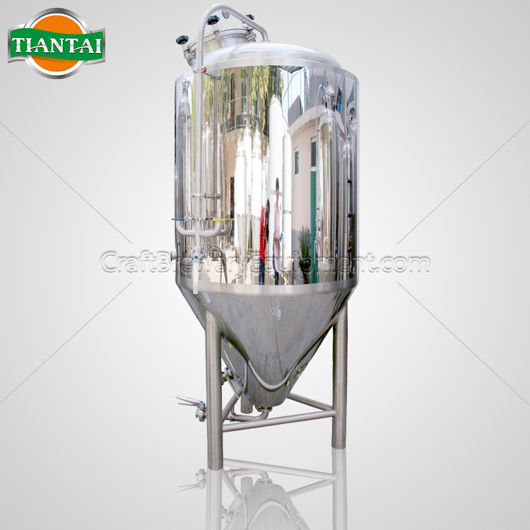 500L double wall conical Fermenter