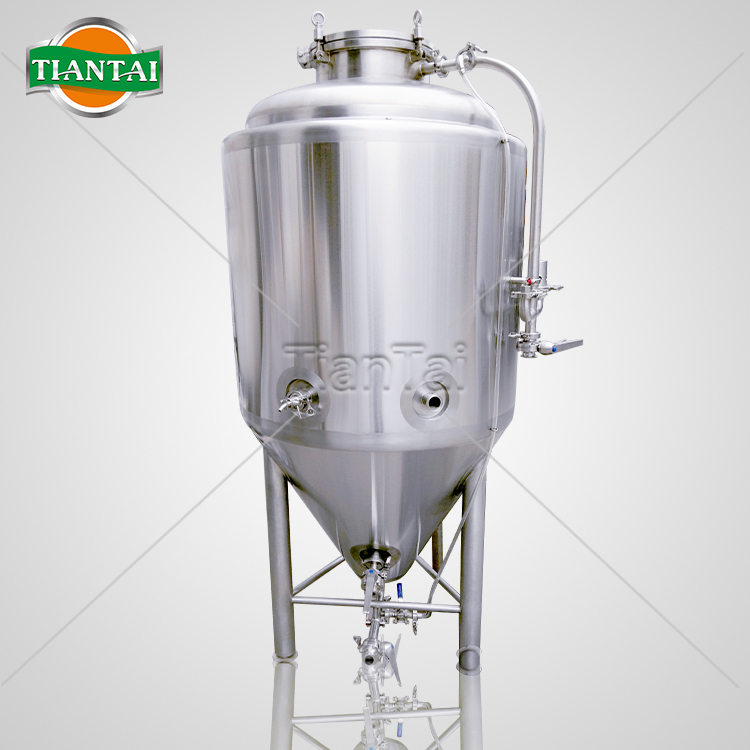 600L double wall conical Fermenter