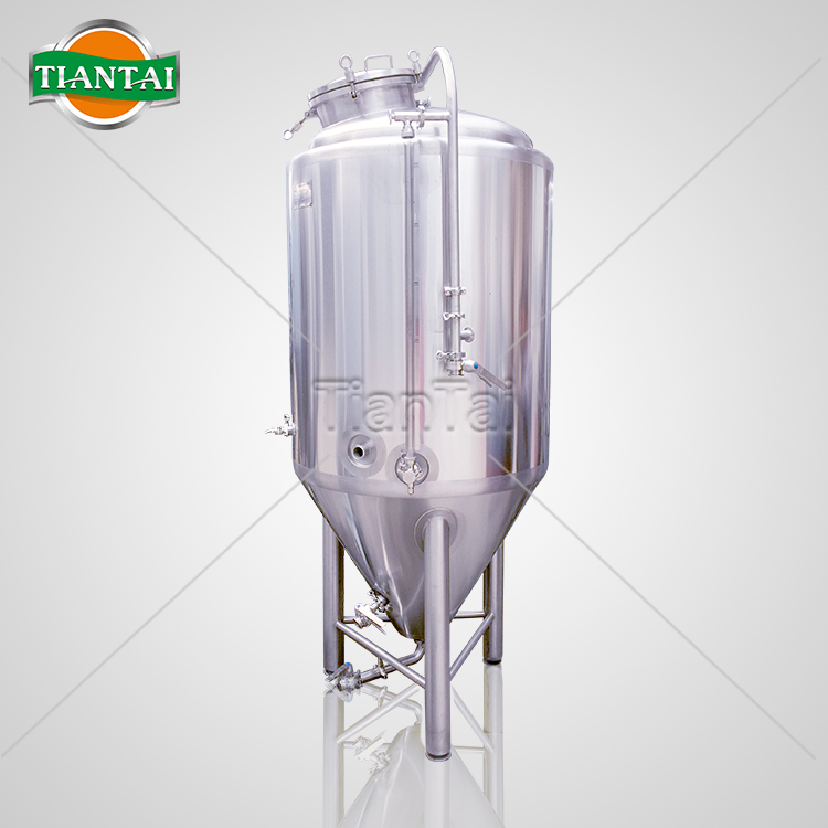 800L double wall conical Fermenter